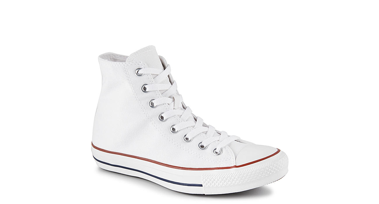 CONVERSE Unisex Chuck Taylor All Star High Top Sneaker - WHITE