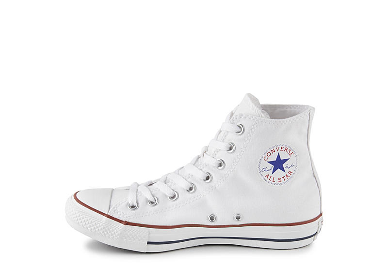 CONVERSE Unisex Chuck Taylor All Star Hi - WHITE