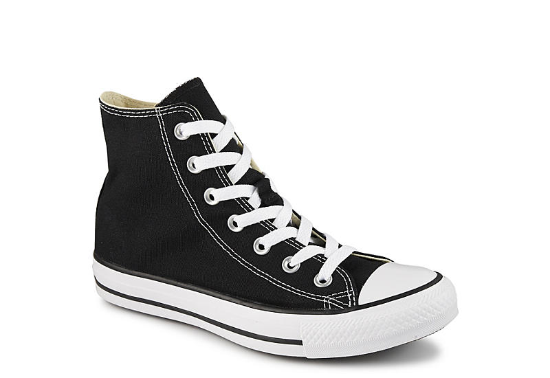 29966a597ca19a Black   White Converse Chuck Taylor High Top Sneakers