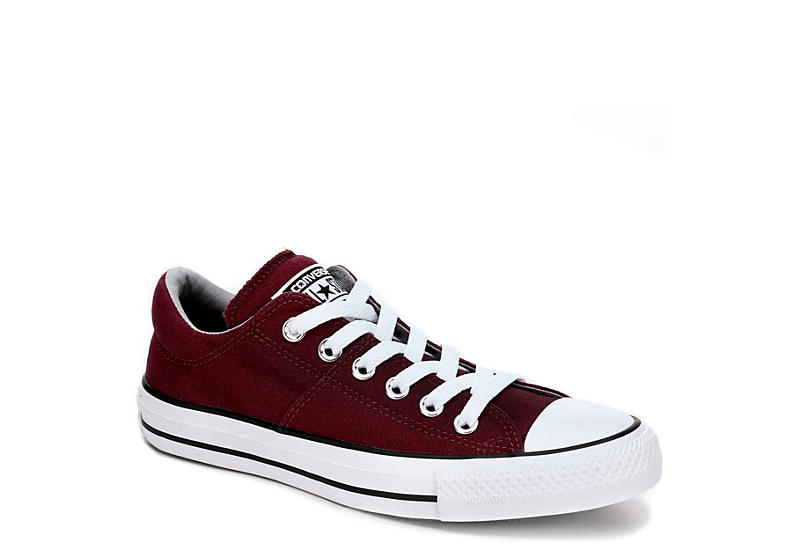 Burgundy Converse Womens Madison Ox  07627b51ef2b