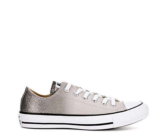 Womens All Star Ox Ombre Metallic