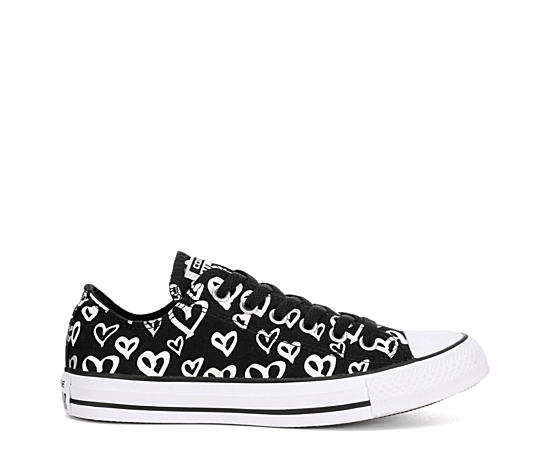 Womens All Star Ox Hearts