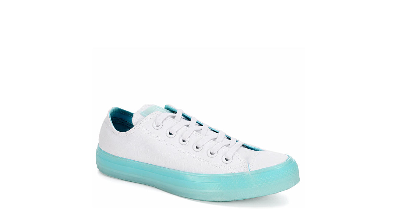 7a41efe4213a3c Converse Womens Chuck Taylor All Star Ox Candy Coated - White
