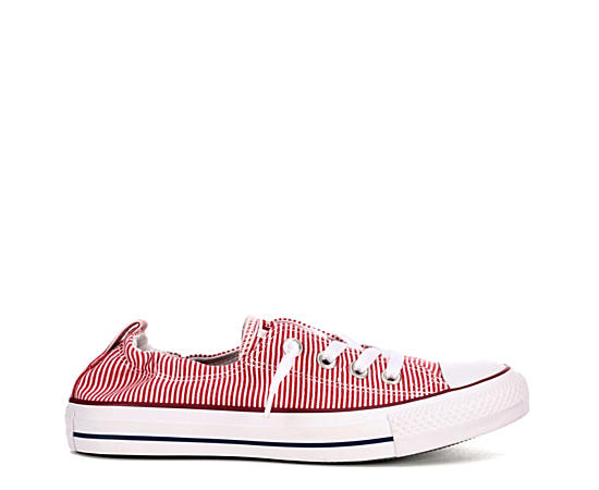 Womens Shoreline Striped Chambrey