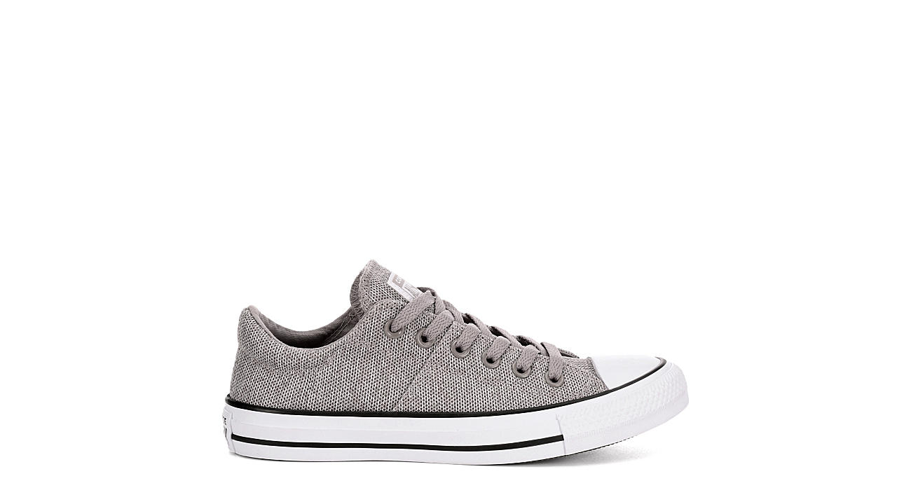 49a510e69b91 Converse Womens Chuck Taylor All Star Madison Ox Low Pepper Canvas - Grey