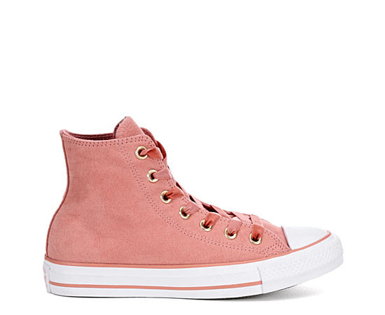 Womens Chuck Taylor All Star Hi Gator Velvet
