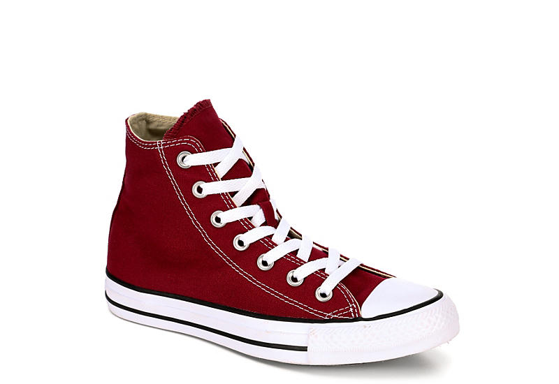 41f8ea4b6709 Converse Womens Chuck Taylor All Star Seasonal Hi - Burgundy