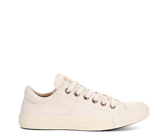 Womens Madison Ox Croc Canvas
