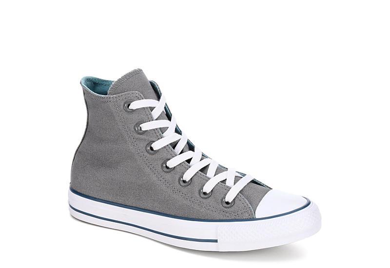 4e6151f6ca01a7 Converse Womens Chuck Taylor All Star Seasonal Hi - Pale Grey.  39.99 SALE