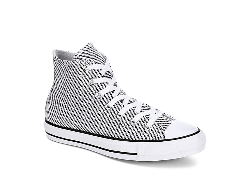 ff994f1294ab Converse Womens Chuck Taylor All Star Hi Wonderland After Party - White