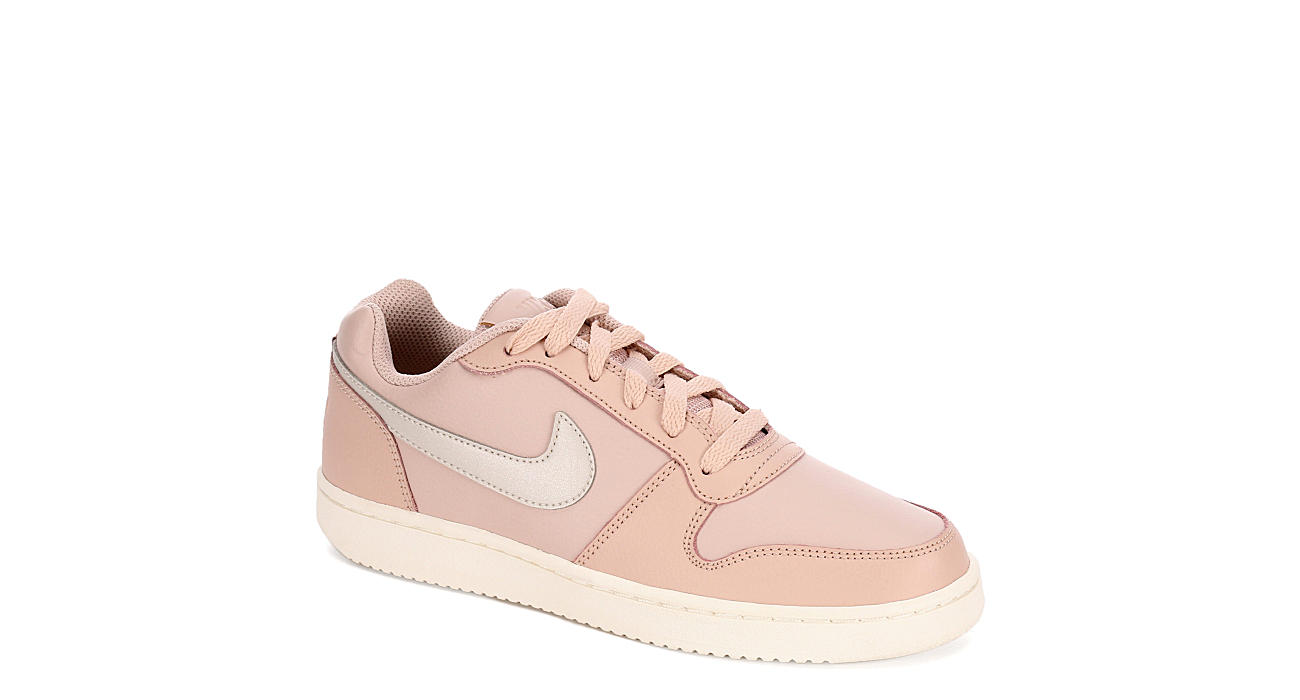 NIKE Womens Ebernon Low - BEIGE