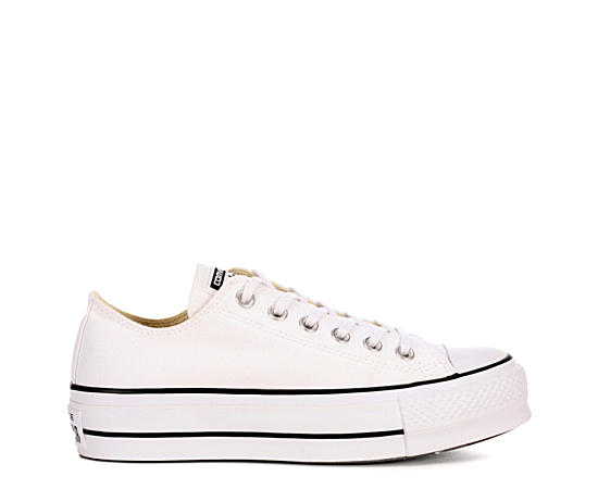 Womens Converse Chuck Taylor All Star Lift Low Top