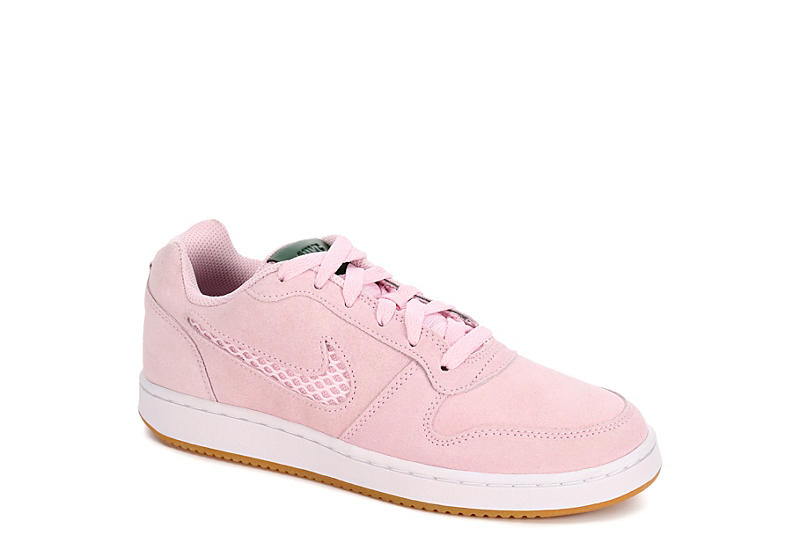 best sneakers f322a 42a13 PINK NIKE Womens Ebernon Low Prem