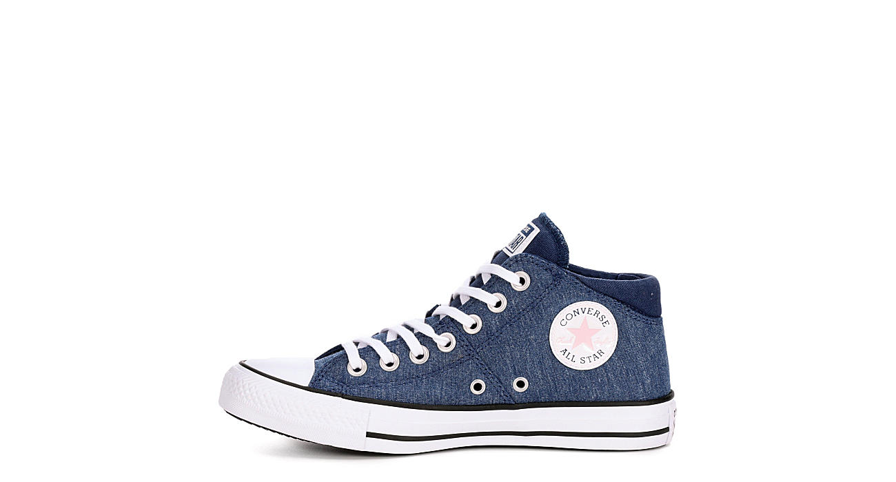 dbb37bb52 Navy Converse Womens Chuck Taylor All Star Madison Court Mid ...