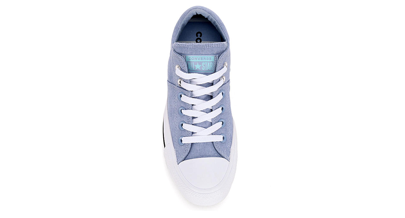 CONVERSE Womens Converse Chuck Taylor All Star Madison Ox - BLUE