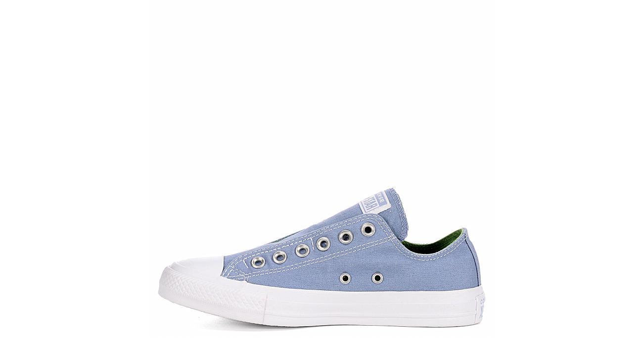 CONVERSE Womens Converse Chuck Taylor All Star Slip Nu - BLUE
