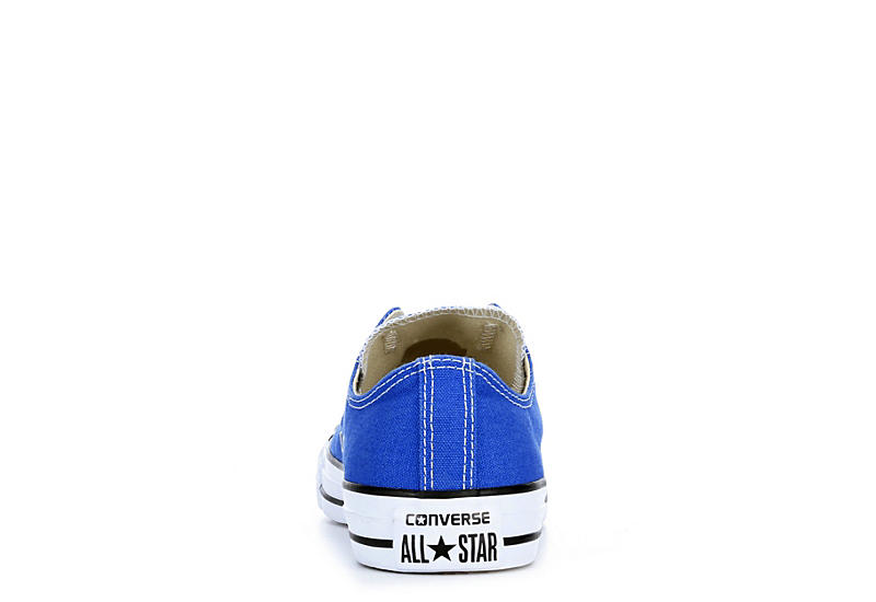 CONVERSE Womens Chuck Taylor All Star Low Top Sneaker - BLUE