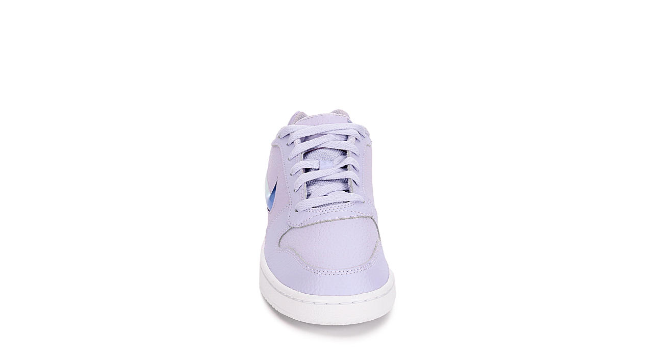 NIKE Womens Ebernon Low Sneaker - PALE BLUE