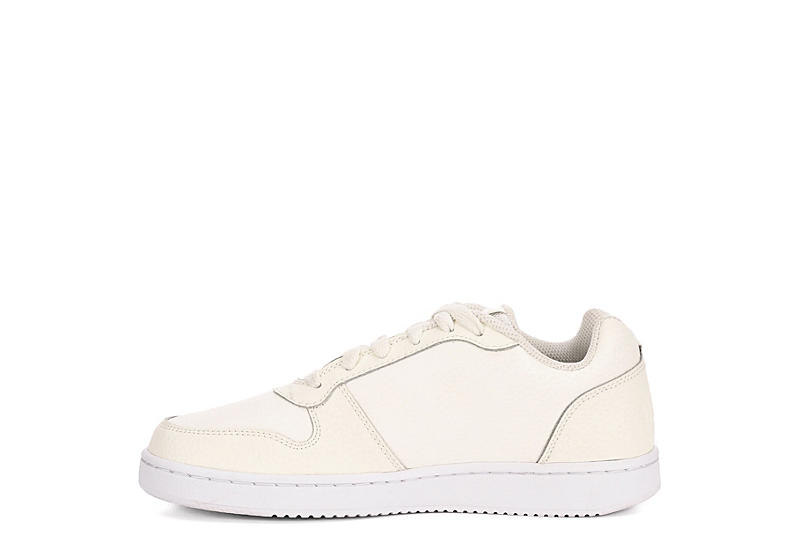 NIKE Womens Ebernon Low Sneaker - OFF WHITE