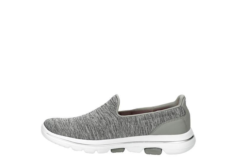 SKECHERS Womens Go Walk 5 Honor Sneaker - GREY
