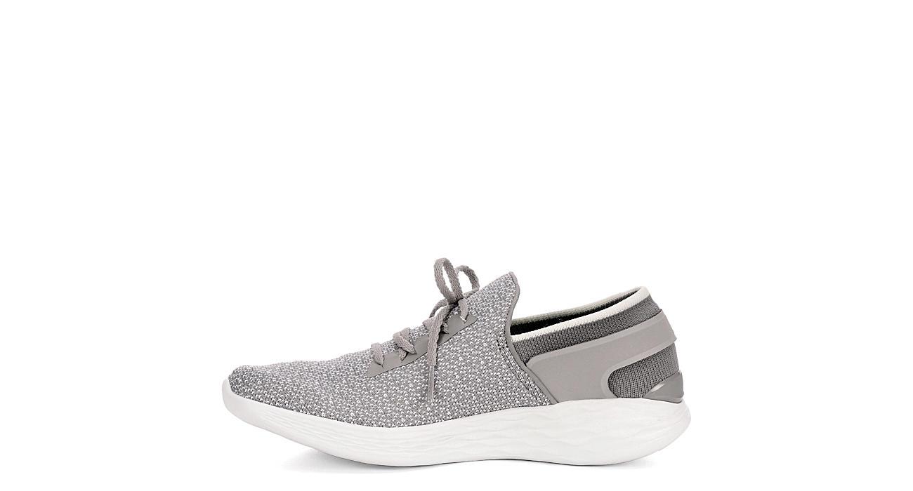 1c17d7a1bd21 Skechers Womens You Inspire - Grey
