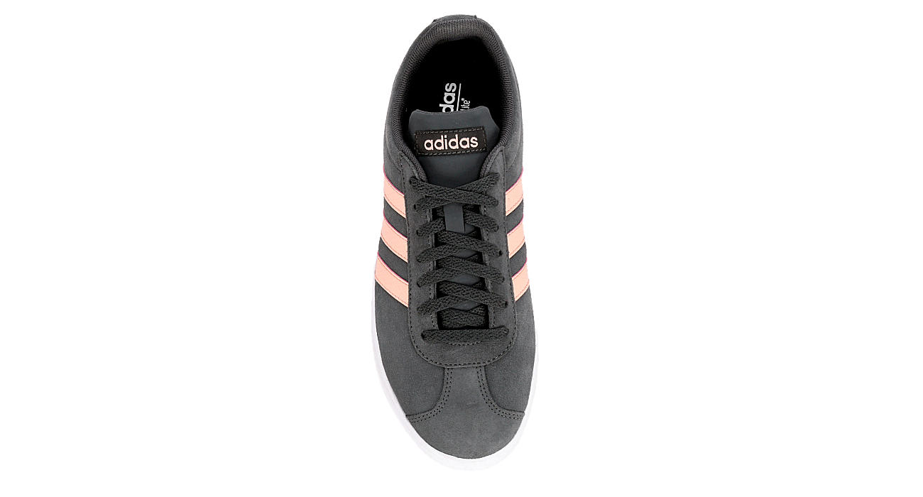 ADIDAS Womens Vl Court 2.0 Sneaker - GREY