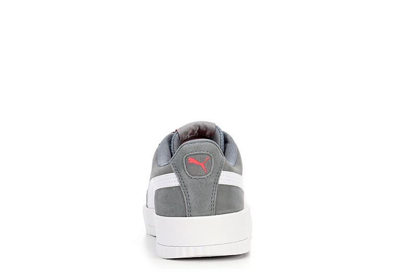 PUMA Womens Carina Sneaker - GREY