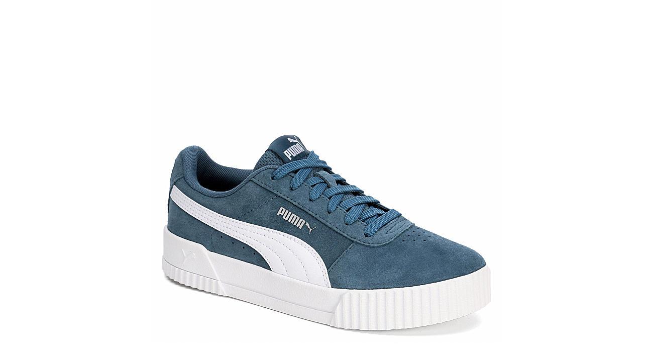 PUMA Womens Carina Sneaker - BLUE
