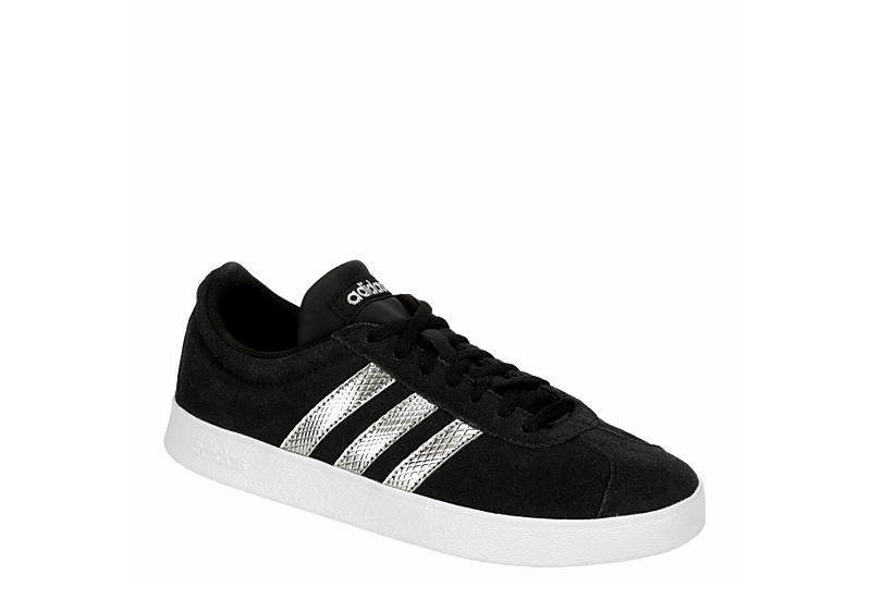 lowest price new cheap limited guantity BLACK ADIDAS Womens Vl Court 2.0