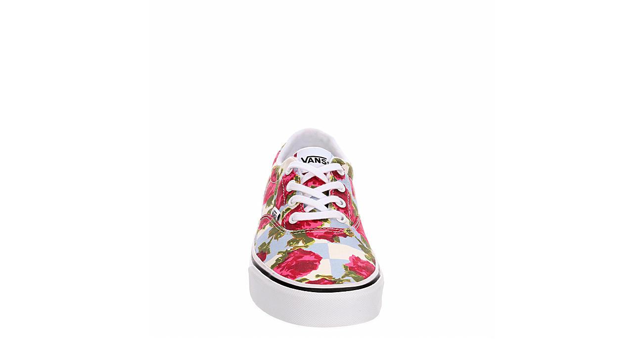 VANS Womens Doheny Sneaker - PINK
