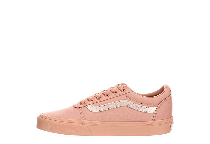 VANS Womens Ward Sneaker - BLUSH