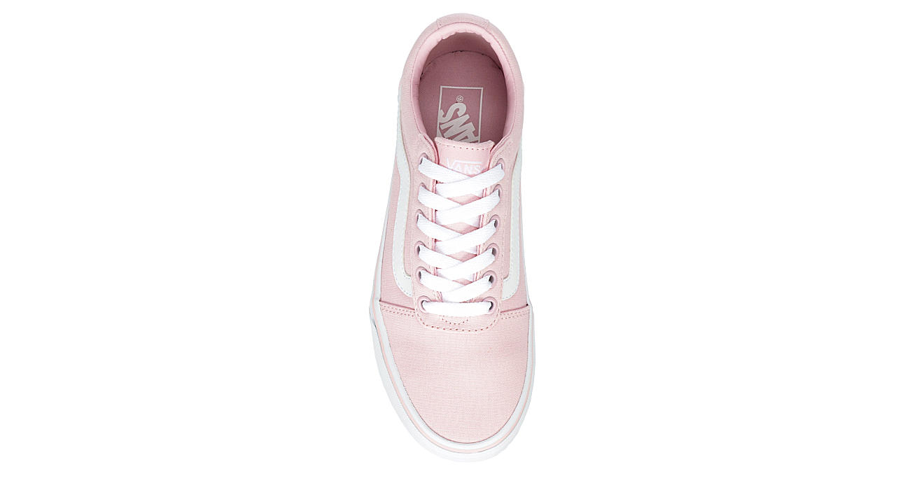 VANS Womens Ward Sneaker - PALE PINK