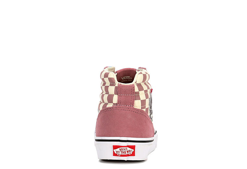 VANS Womens Ward Hi - BLUSH