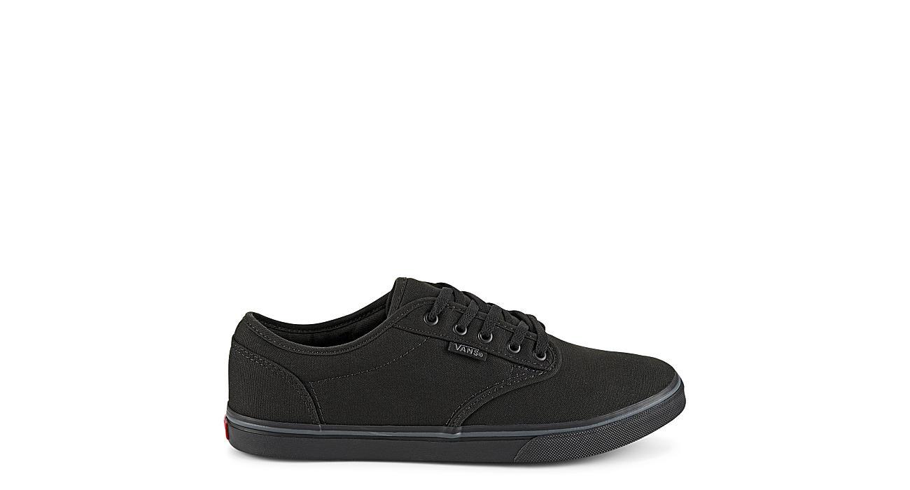 Black Vans Atwood Women s Sneaker  5cc83146fa9b
