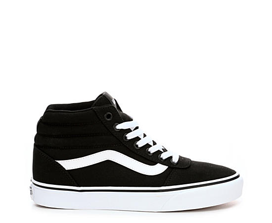 Womens Vans Ward Hi
