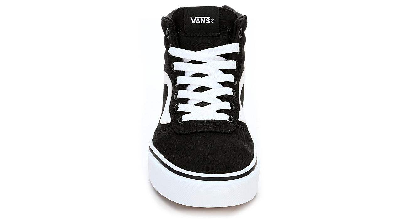 VANS Womens Ward Hi - BLACK