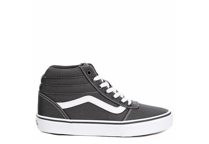 270007f665b98 Grey Vans Ward Women s High Top Sneakers