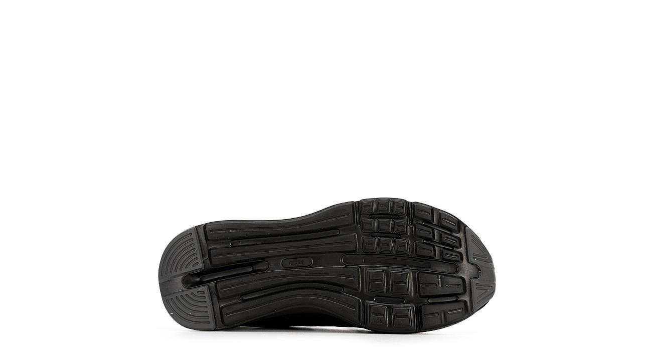 PUMA Womens Zenvo Mid Knit - BLACK