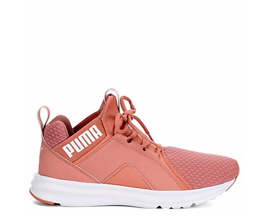 Womens Zenvo Mid Woven Sneaker