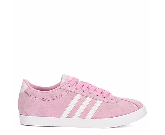 Womens Courtset Suede