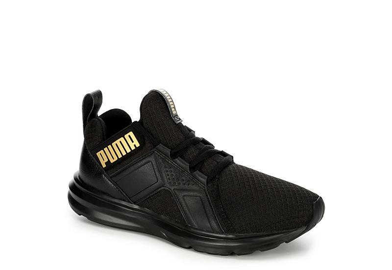 c5e212a28d3 Black Puma Enzo Premium Women s Sneakers