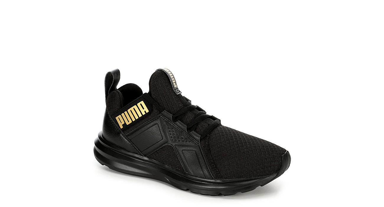 Black Puma Enzo Premium Women s Sneakers  37d9bf909