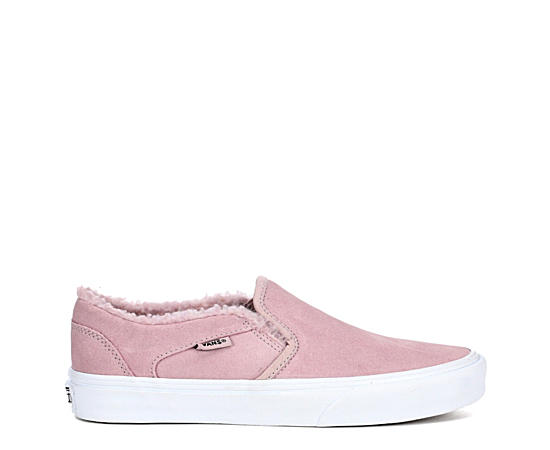 Womens Asher Slip On Sneaker