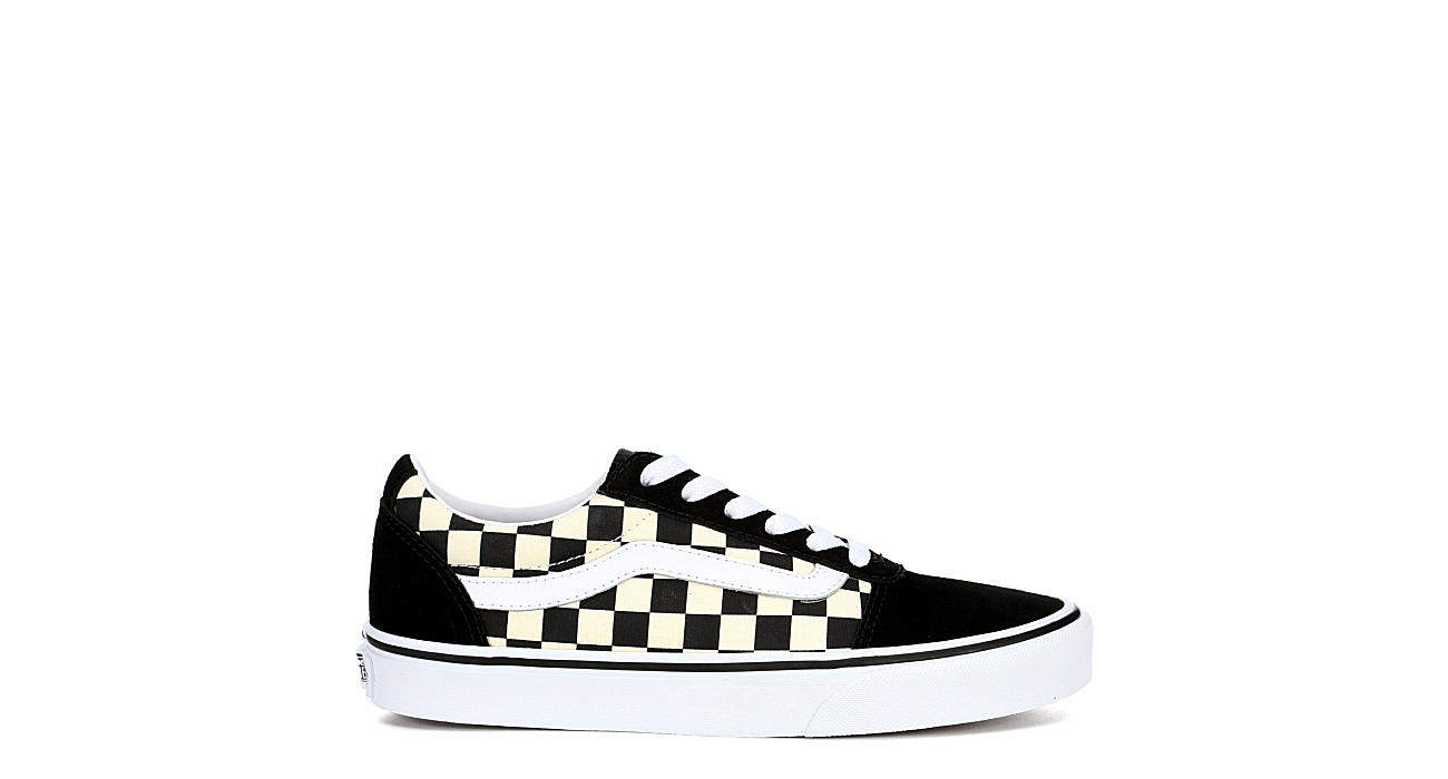 VANS Womens Ward - BLACK