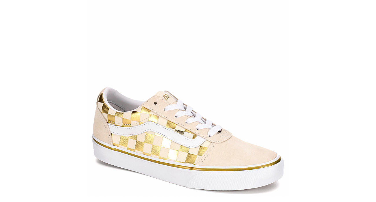 free shipping 4d029 02a56 Vans Womens Ward - Off White