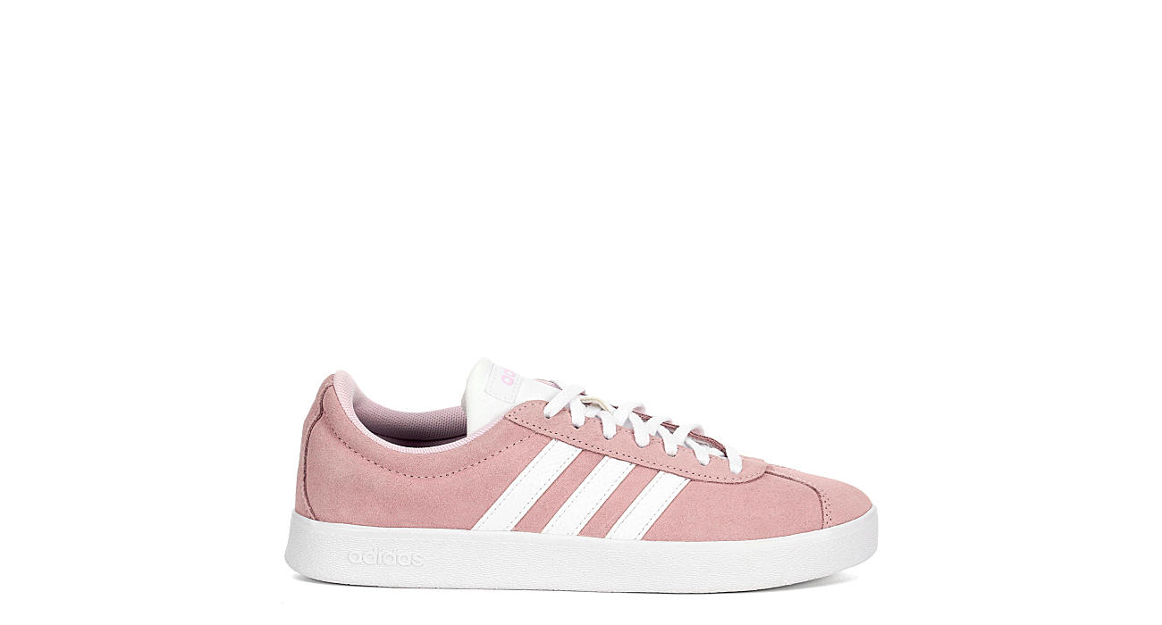 ADIDAS Womens Vl Court 2.0 Sneaker - PALE PINK