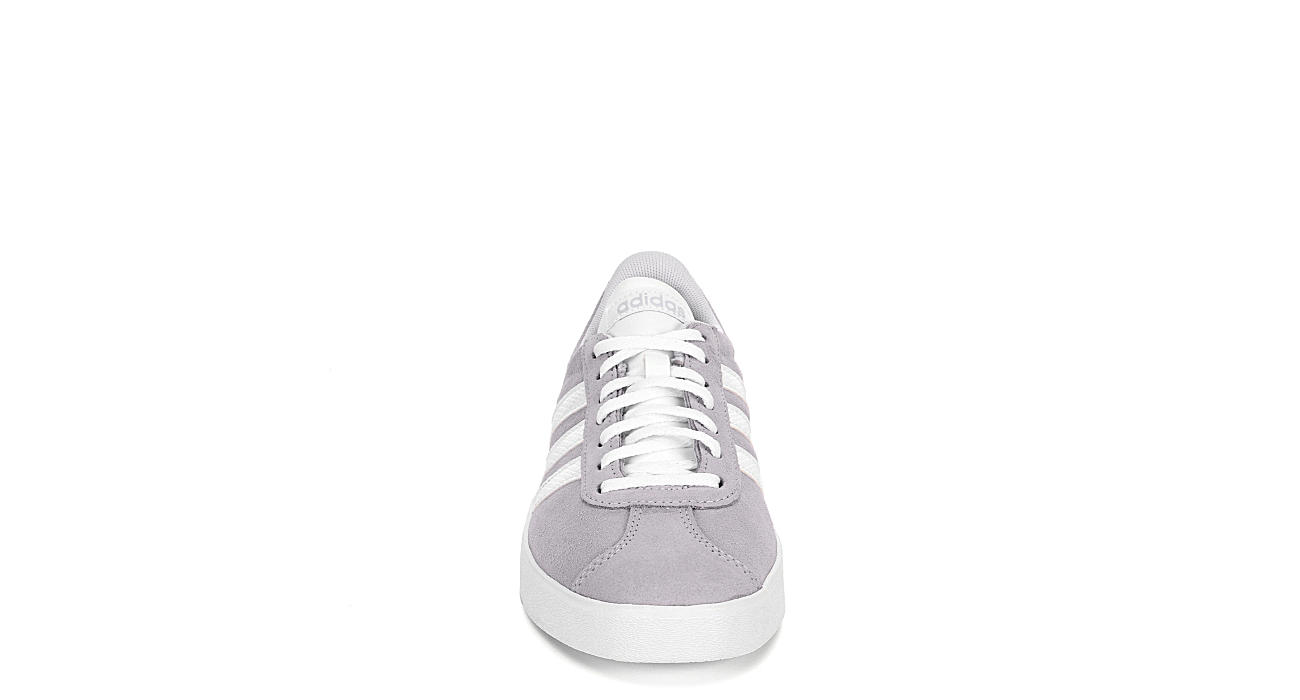 ADIDAS Womens Vl Court 2.0 Sneaker - PALE BLUE