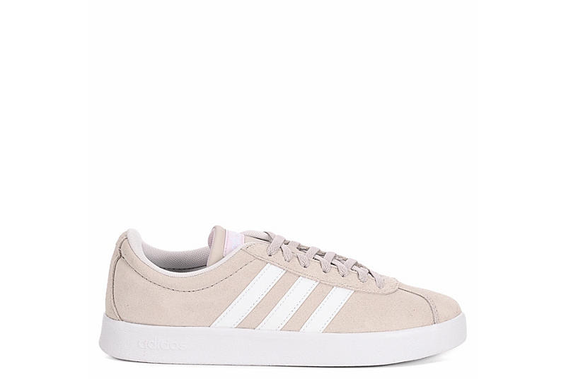 ADIDAS Womens Vl Court 2.0 - BONE