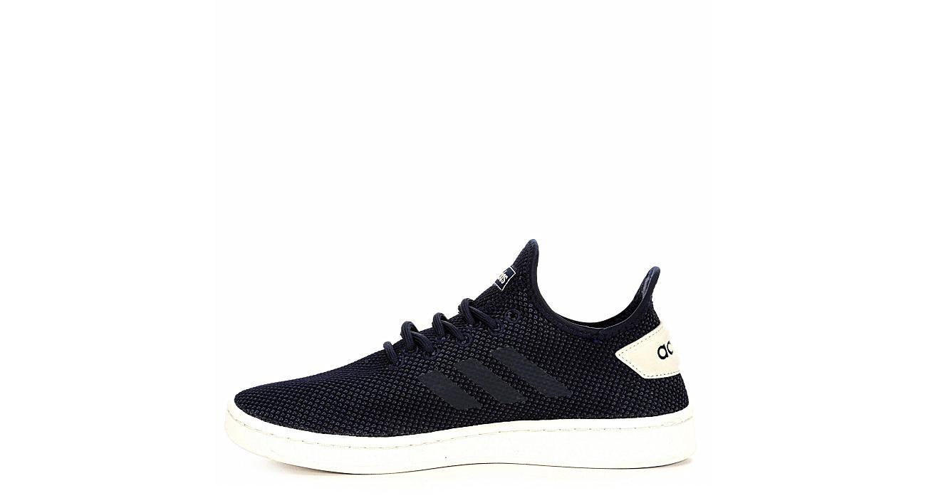 ADIDAS Womens Court Adapt Sneaker - NAVY