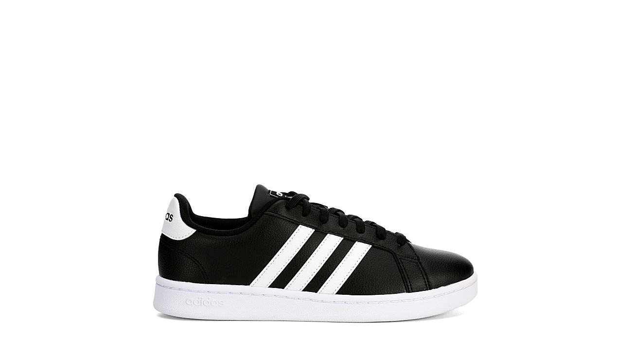 ADIDAS Womens Grand Court - BLACK